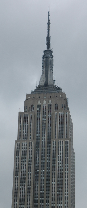 tour empire state building