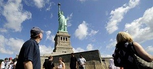 Visit the Observatory on the Statue of Liberty's Pedestal