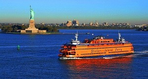 Picture of the boat used for the NY See It All Tour
